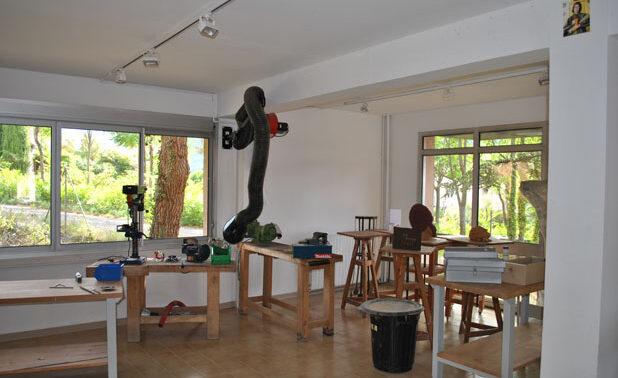 atelier sculpture © idbl