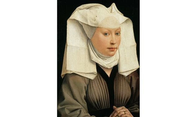 1Rogier_van_der_Weyden_-_Portrait_of_a_Woman_with_a_Winged_Bonnet_-_Google_Art_Project